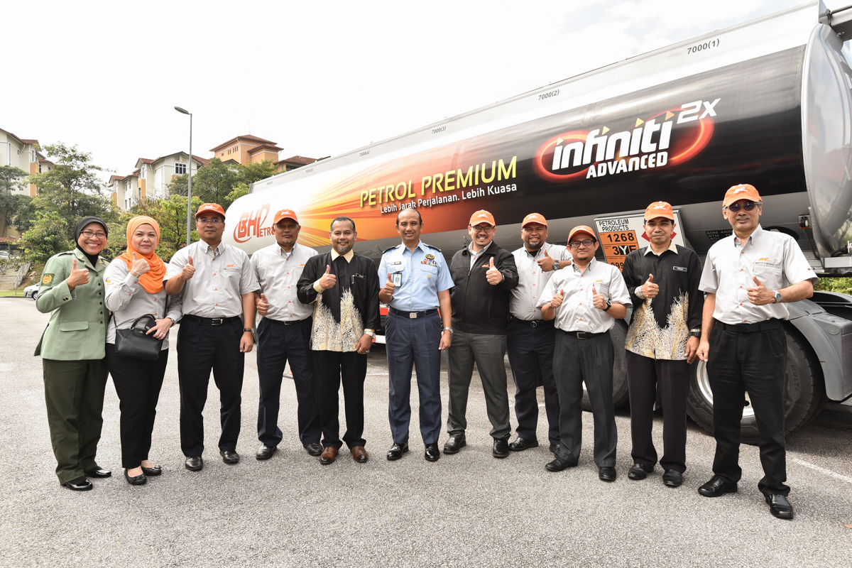 BHP 已在吉隆坡提供道路安全教育课程长达 10 年