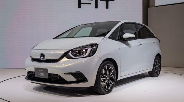 2019 东京车展 : 2020 Honda Fit 正式发表