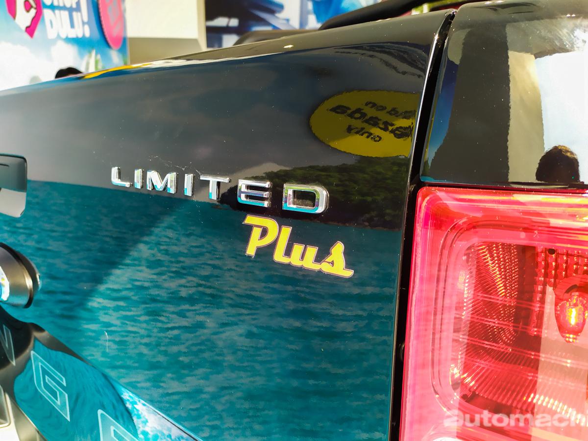 Ford Ranger Splash 限量推出,售价 RM 138,888