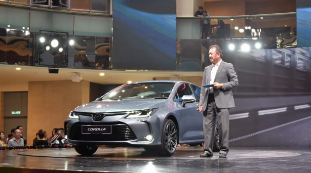 2019 Toyota Corolla 正式发表,RM 128,888 起跳
