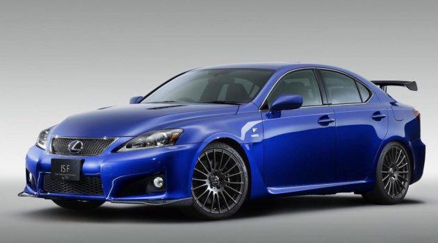 Lexus IS 或将不会再推出新一代性能版本