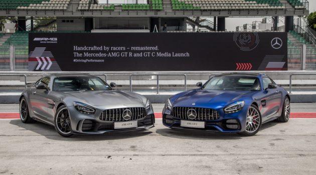 小改款 Mercedes-AMG GT 正式发表,RM 1,558,888 起跳