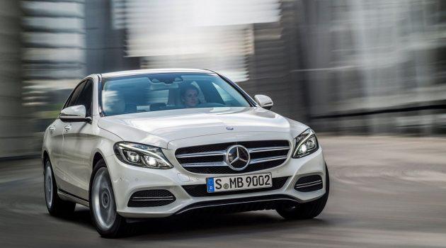 最超值二手车: Mercedes-Benz C200 W205