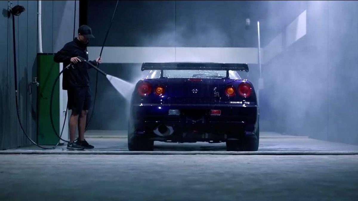 影片:史上最贵 R34 , Nissan GT-R R34 Z-Tune 漂亮出炉