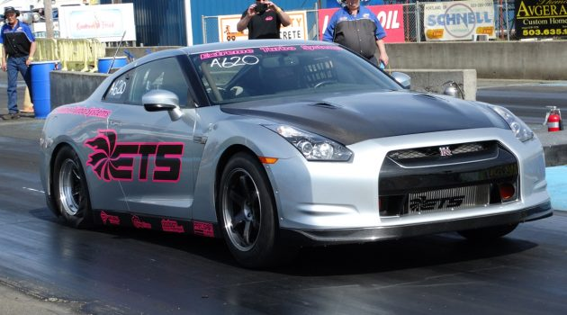 Nissan GT-R ETS RWD Edition ,零四加速仅 6.535 秒