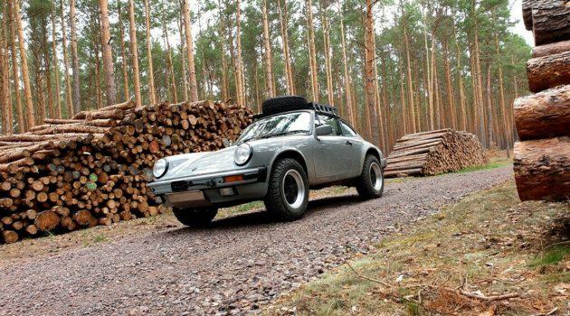 Porsche 911 Carrera Safari 越野跑车正在寻找新主人