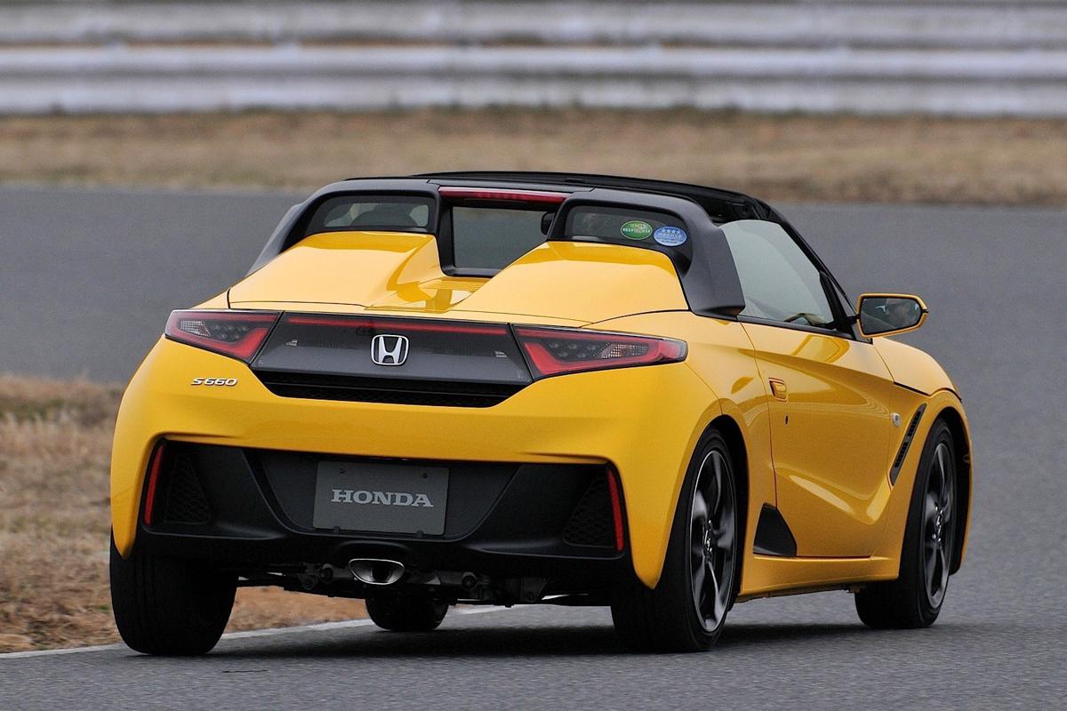 Tail Design 最好看的日系车款是那一辆