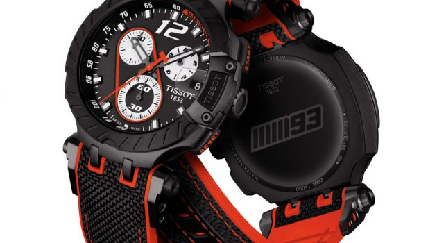 Tissot 为 MotoGP 推出了限量版 T-RACE 系列手表