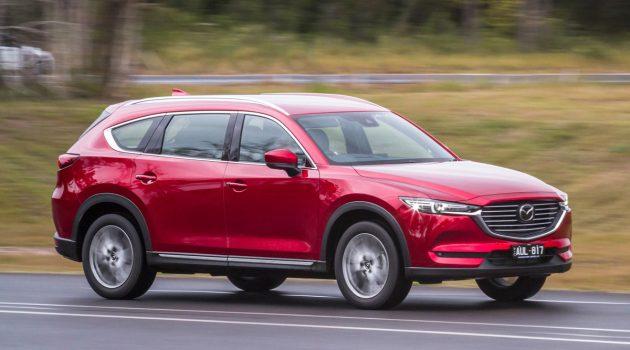 Top 7 最舒适 SUV 排行榜,Mazda 登上冠军宝座