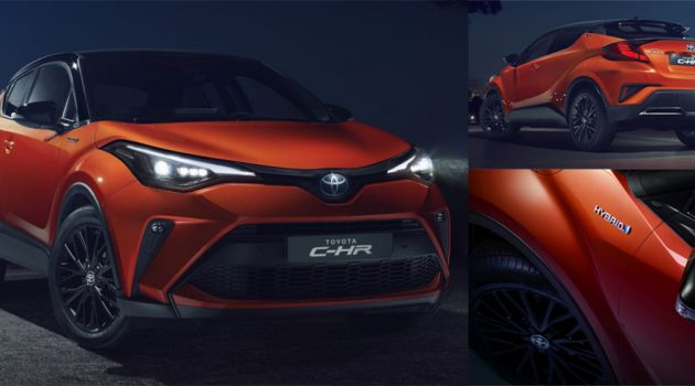 2020 Toyota C-HR 小改款正式发表,今年年末正式开售