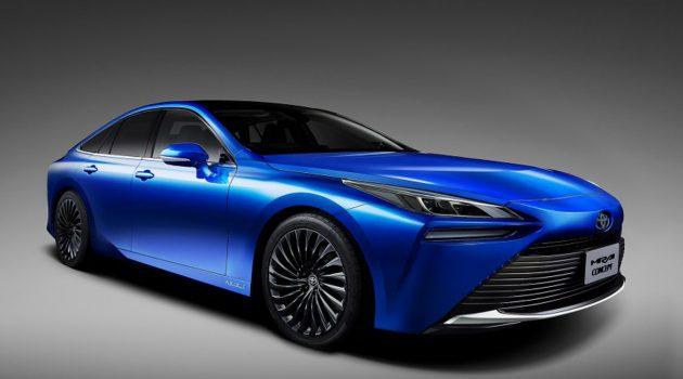 2019 东京车展: Toyota 公布多款新车计划