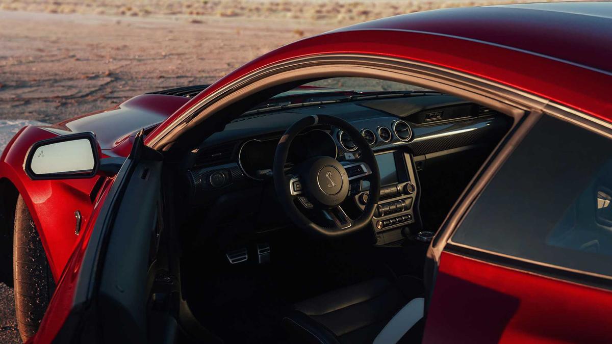 右驾版 Mustang Shelby GT500 或天价登场