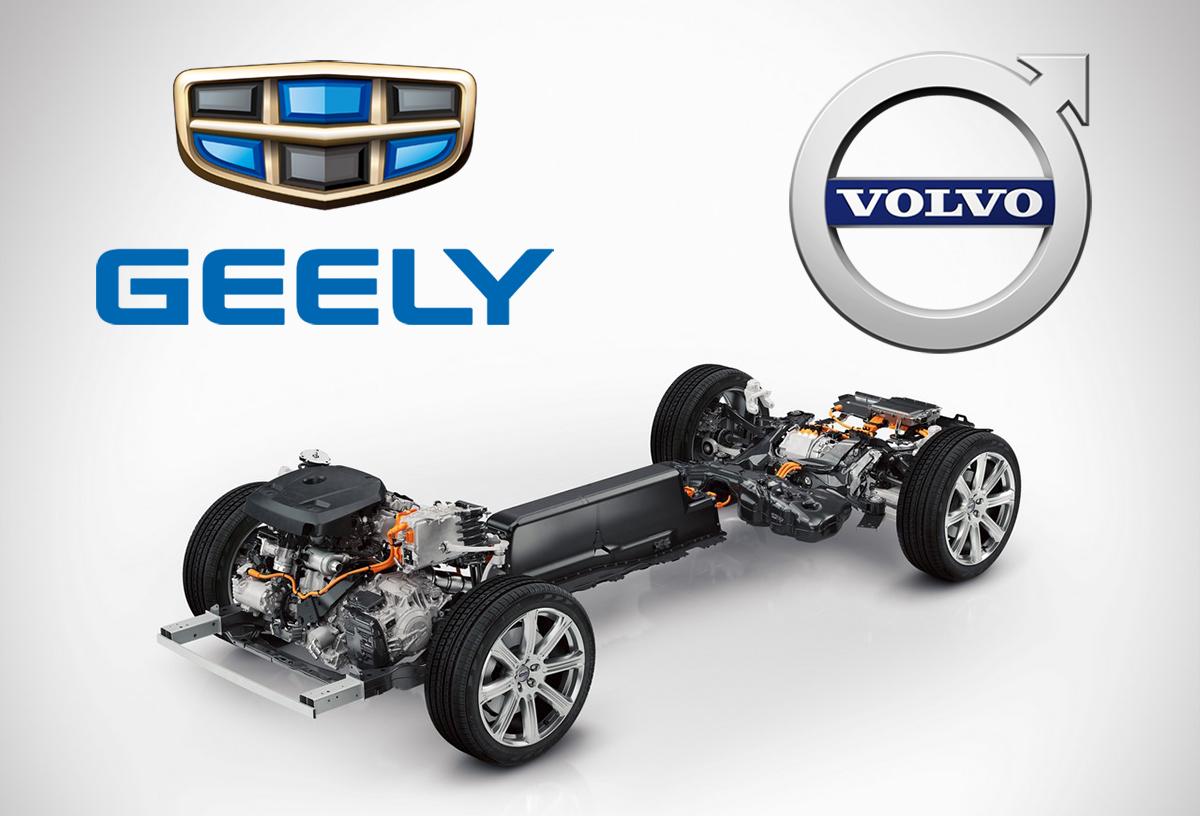 Volvo 与 Geely 引擎业务将合并,旗下品牌共享动力系统
