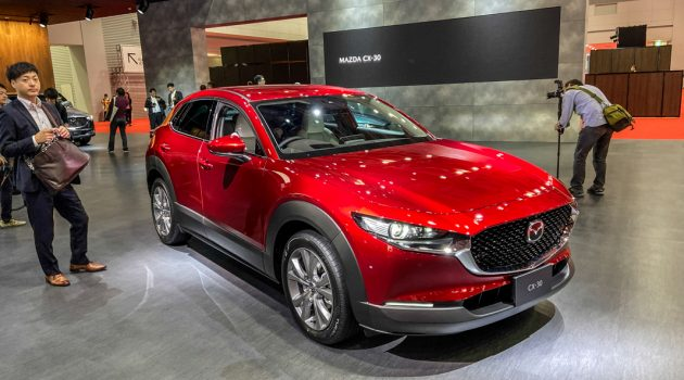 东京车展2019: Mazda CX-30 实车鉴赏