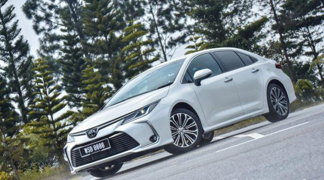 2019 Toyota Corolla 初体验,底盘进步巨大