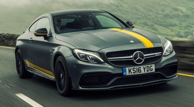 新一代 Mercedes-AMG C63 或搭载四缸混动引擎