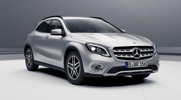 Mercedes-Benz GLA 200 Style 登场,售价 RM 223,888
