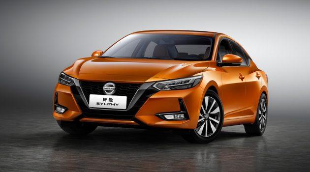 或现身洛杉矶车展,美规 Nissan Sylphy 动力规格曝光
