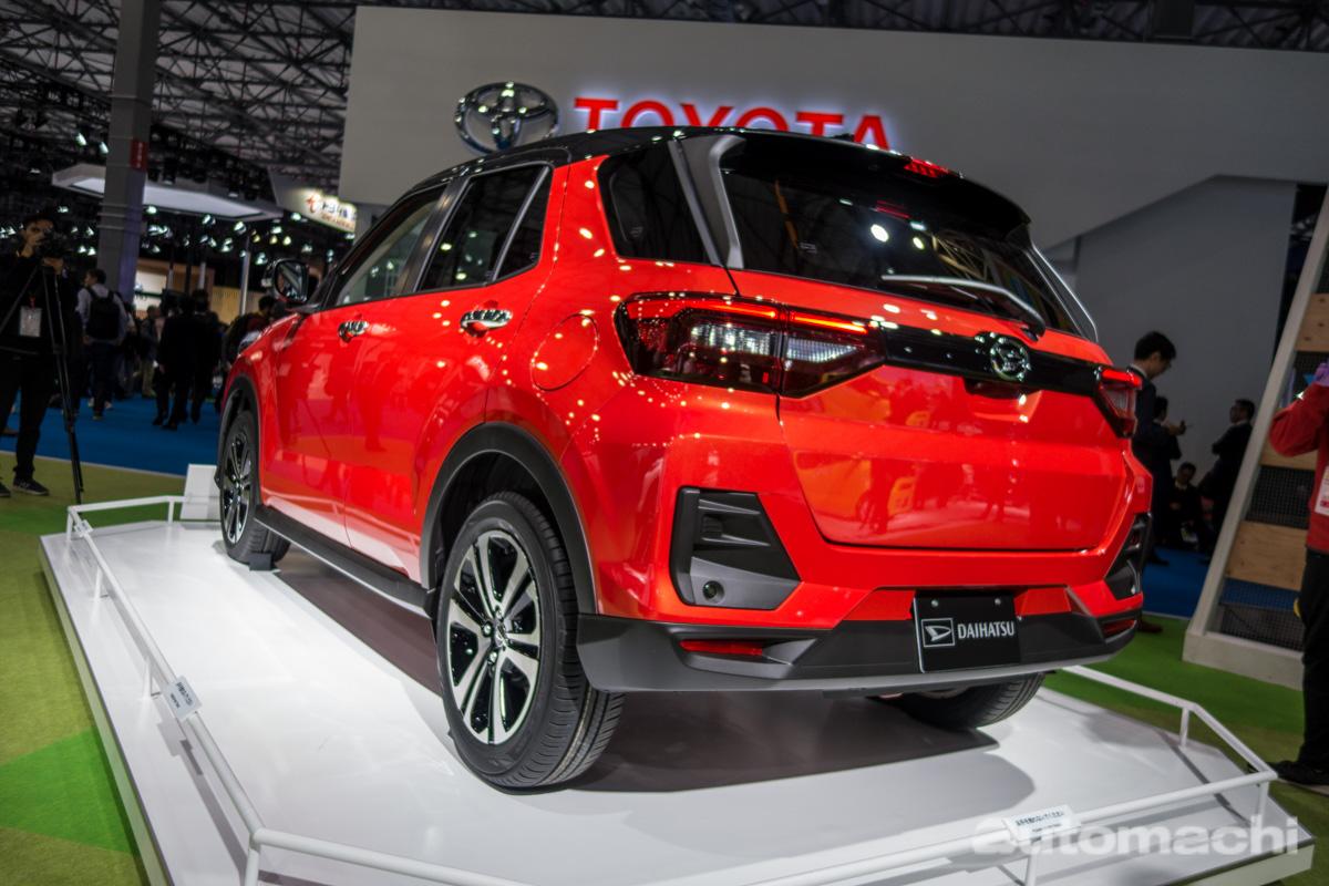Perodua 有份参与开发设计 Daihatsu Mini SUV