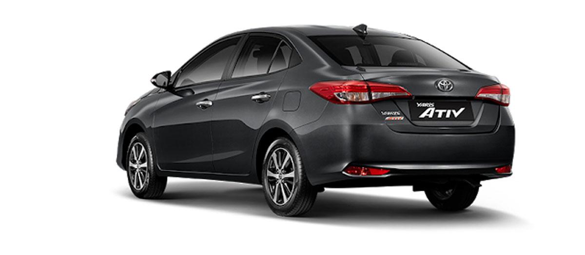 2020 Toyota Yaris Ativ ( Vios )正式发表,更换全新引擎