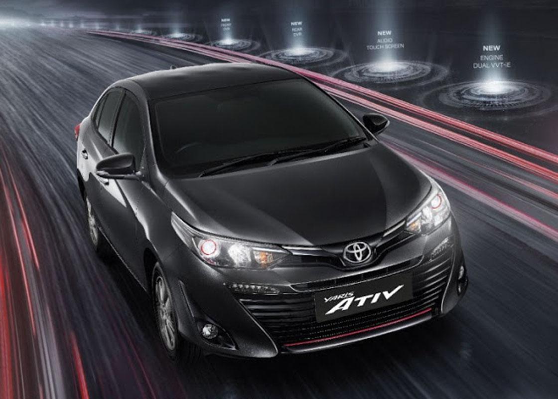 2020 Toyota Yaris Ativ GT ( Vios )正式发表,更换全新引擎