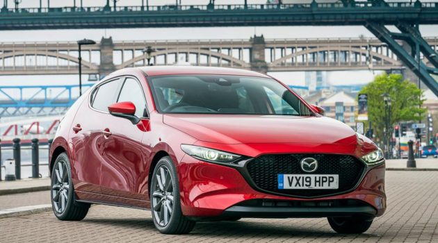 Mazda3 Skyactiv-X 正式开售,售价比普通版贵出不少