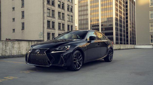 Lexus IS 大改款明年登场,或搭全新2.4涡轮增压引擎