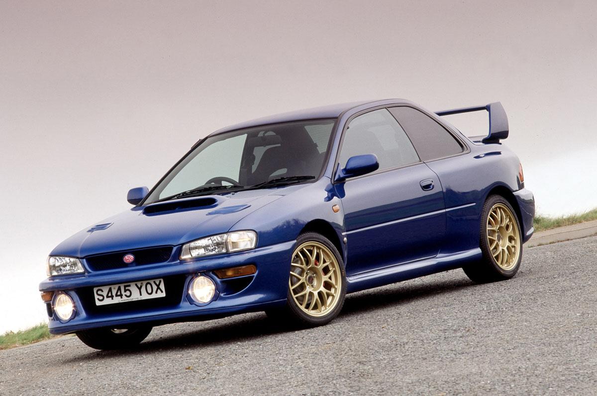 Subaru 或将和 Toyota 一起开发下一代 WRX 车型