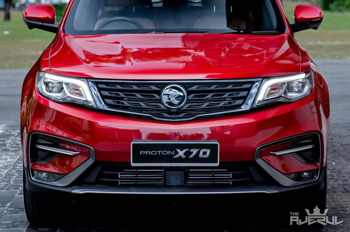 Proton X70 CKD 或将在12月13日正式发布,1.5涡轮引擎+双离合变速箱