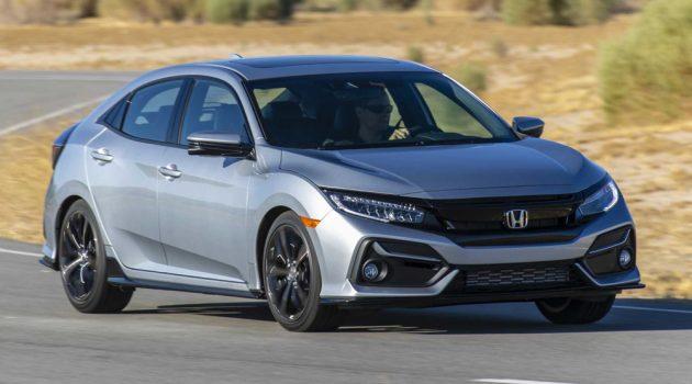 2018 失窃率最高车款,Honda Civic 与 Accord 高居榜首