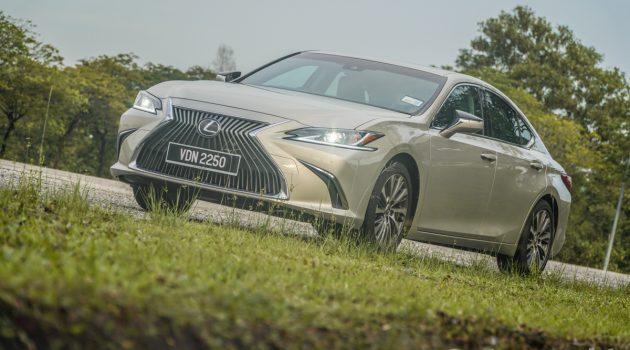 2019 Lexus ES250 Premium ,今年最好的豪华房车之一