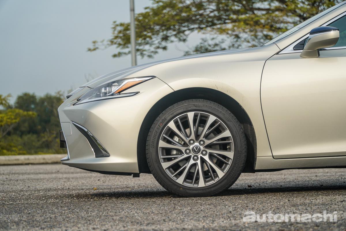 2019 Lexus ES250 Premium ,个性豪华行政房车