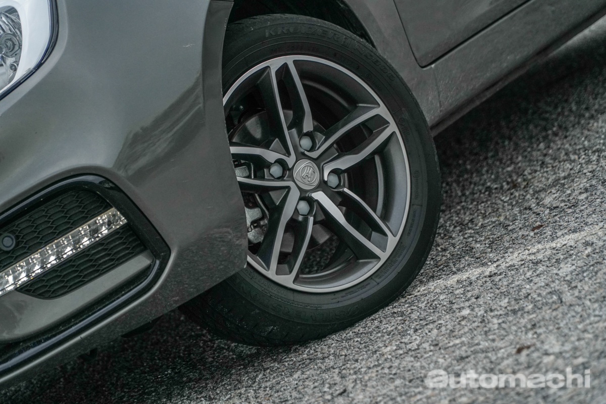 2019 Proton Saga ,售价诚意但缺点满多