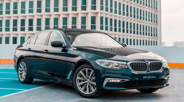 我国组装之 BMW 520i Luxury 将出口菲律宾市场