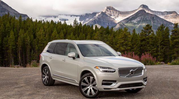 今年10款最棒 Hybrid SUV ,Volvo XC90 稳坐冠军宝座
