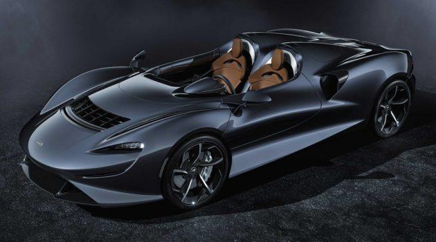 McLaren Elva 限量登场,售价 RM7,025,330