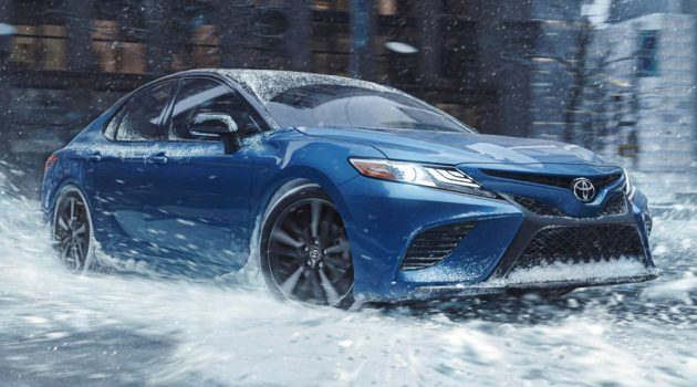 2020 Toyota Camry AWD 正式登场,搭配智能四轮驱动系统