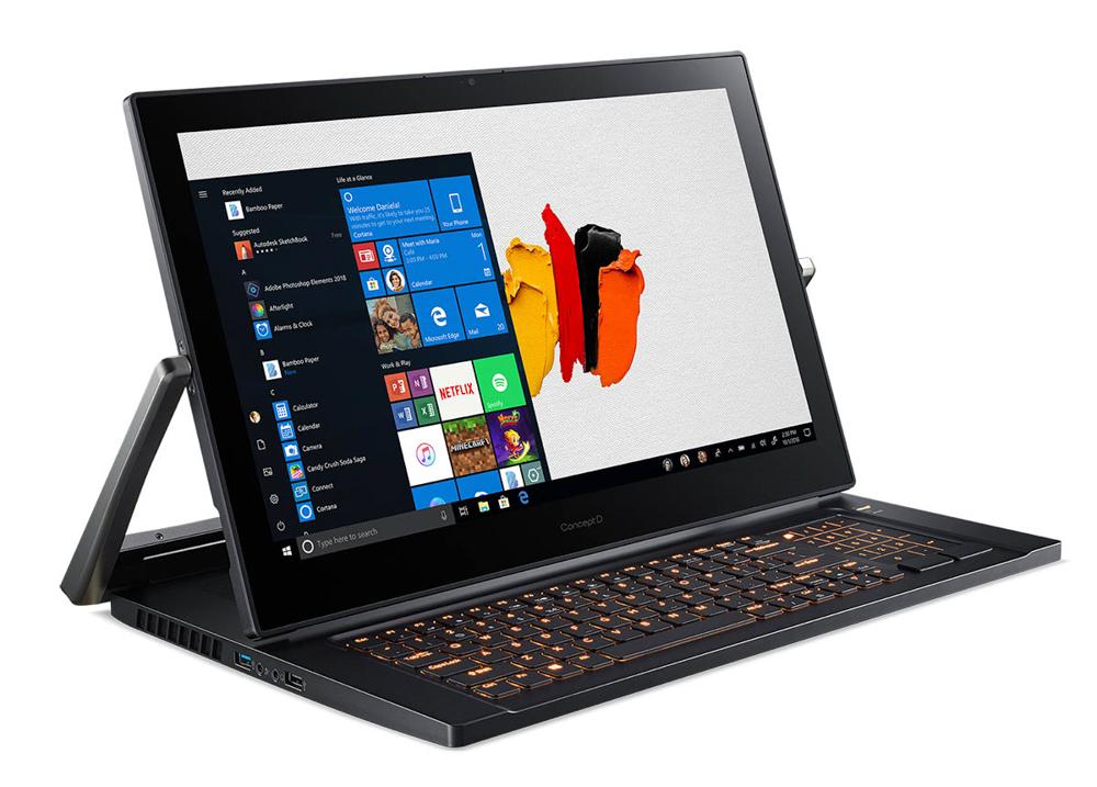 Acer ConceptD 登陆大马,为创作者而设计!