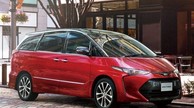 Toyota Estima 正式停产,暂时未确定是否有新车型