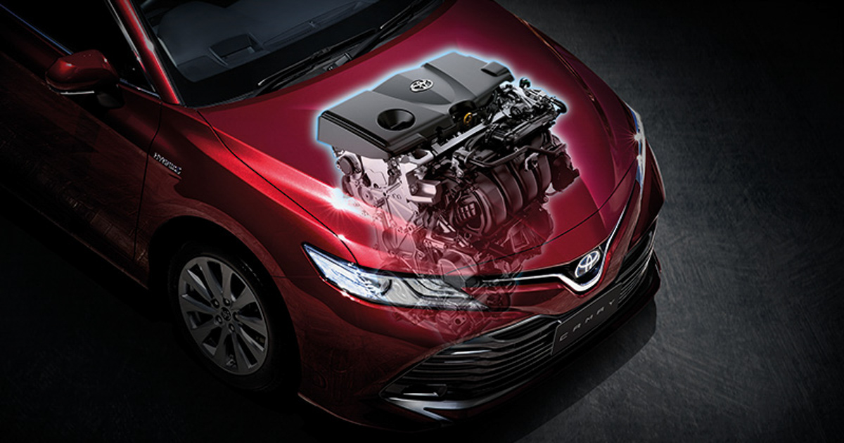 盘点热效率( Thermal Efficiency )最高的量产车引擎