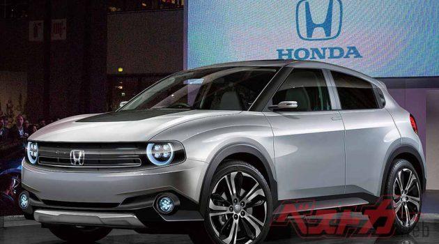 2020年末发表,新一代 Honda HR-V 或导入涡轮引擎