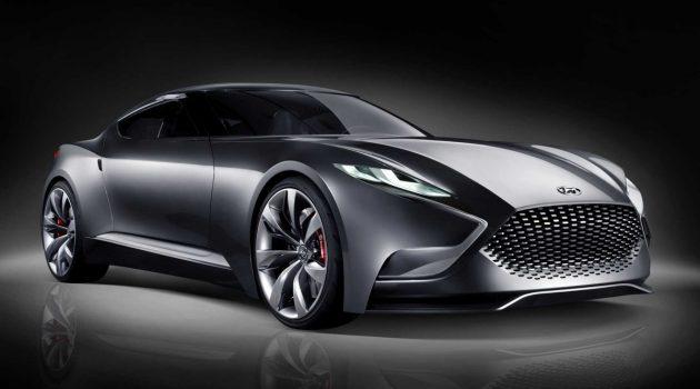 Hyundai 中置引擎跑车确定量产,最快2020年登场