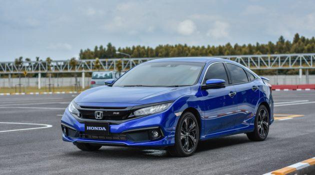 2019 Honda Civic 现身本地,发布似乎近了