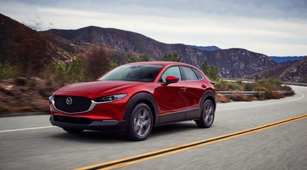 Mazda CX-30 获得 Euro NCAP 测试史上最高评分
