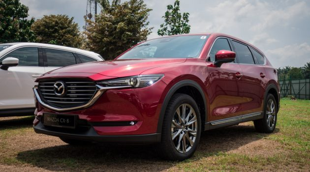 Mazda CX-8 官方价格出炉,售价确认 RM 179,960 起跳