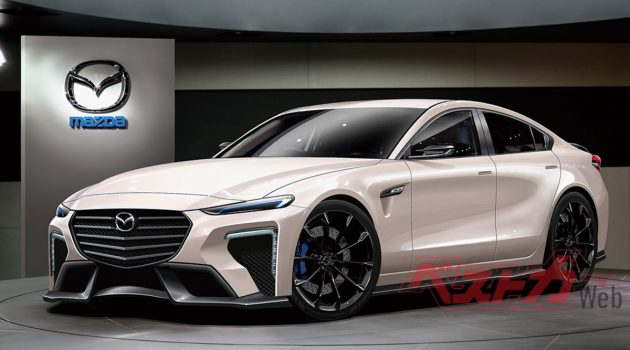 Mazda6 大改款2020年登场,全新 2.5L Skyactiv-X 入列