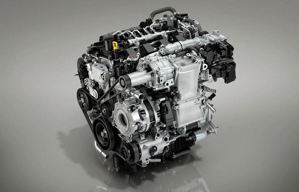 Mazda6 大改款2020年7月登场,全新 2.5L Skyactiv-X 入列