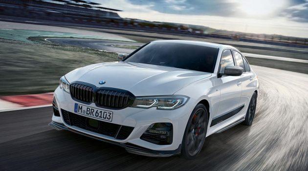 BMW G20 318i 即将登场,攻打入门豪华车市场