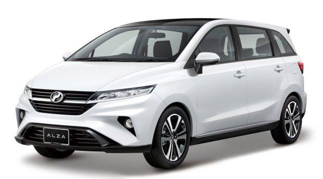 大师再出手,新一代 Perodua Alza 假想图出炉