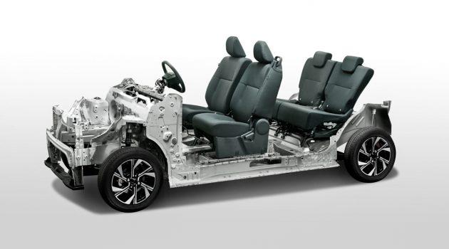新世代降临, Perodua 未来有机会采用 DNGA 模组化平台